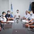 """San Vicente: El intendente Mantegazza propone crear la """"Patrulla Municipal de Prevención"""""""