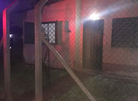 El Municipio de San Vicente abortó un intento de toma de vivienda