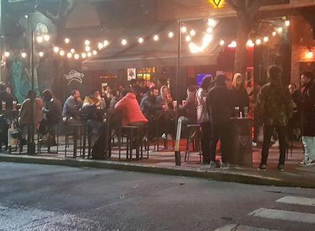 """Coronavirus: Para el gobierno provincial, la apertura de bares """"ponen en riesgo la salud"""""""