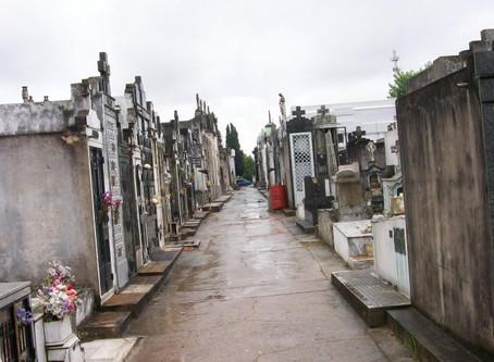 Coronavirus: Establecen protocolo para cementerios bonaerenses