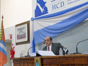 Mussi destacó el trabajo conjunto con el gobierno nacional y provincial durante la pandemia