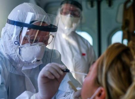 La cantidad de contagios cayó el 40% en el Conurbano durante las últimas siete semanas
