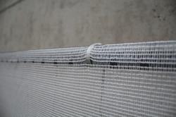 Netze und Befestigungsmaterial
