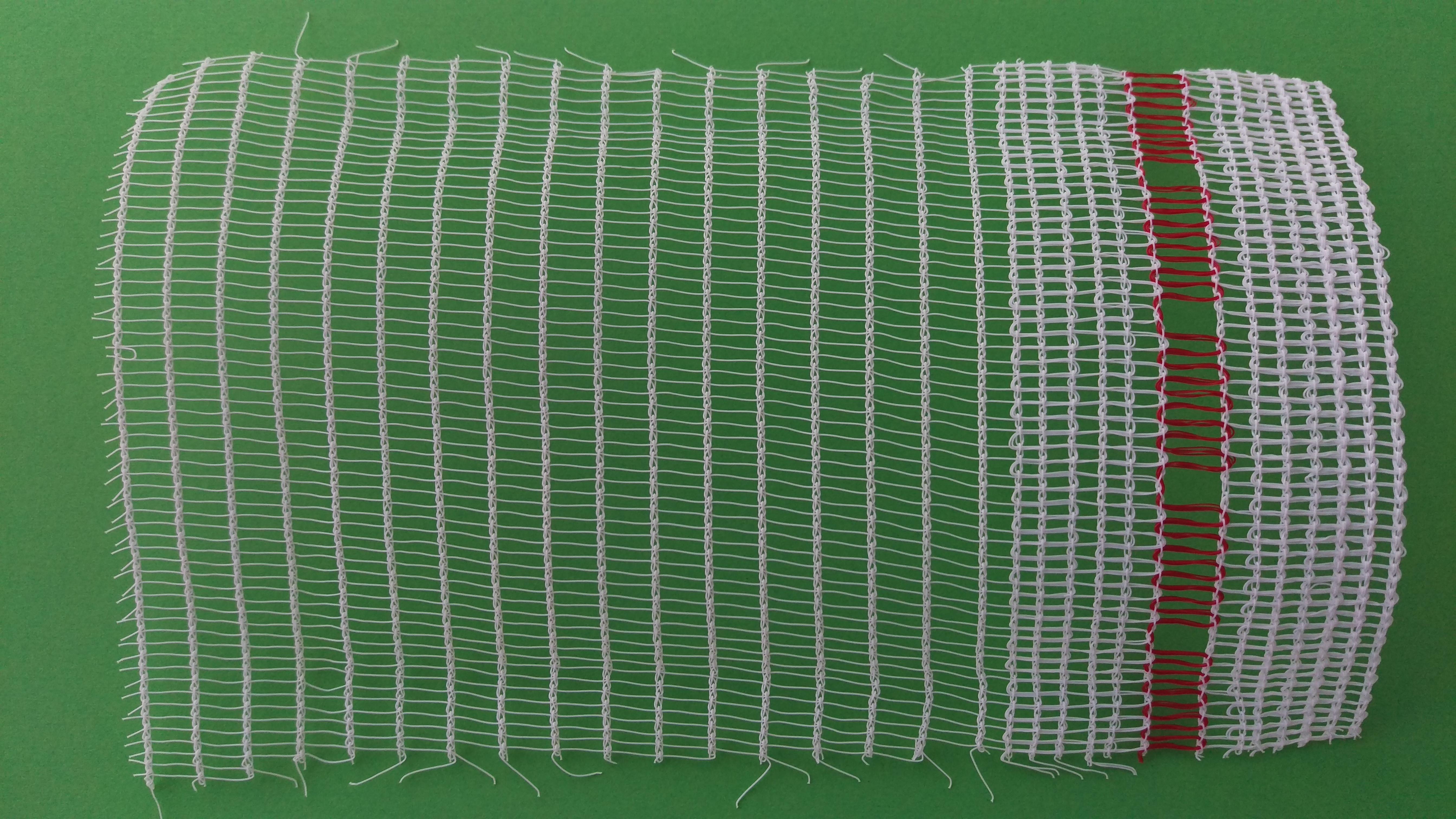 Gerüstschutznetz Typ 60 FR