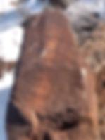 Sub-Surface Basalt Landscape Rock Bronze and Buff Basalt Landscape Rock