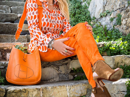 L'arancione è il colore più felice