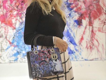 Lady Dior Art