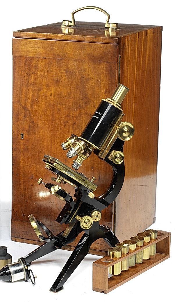 Leitz Antique Microscopes