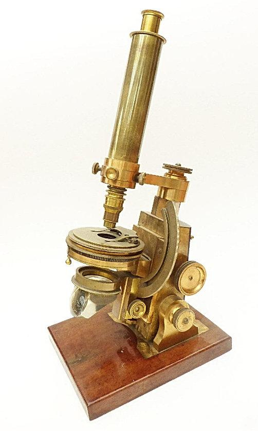 Grubb Antique Microscopes