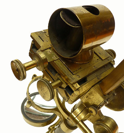 Hugh Powell Antique Microscopes Stage 2