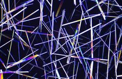Salicine Crystals