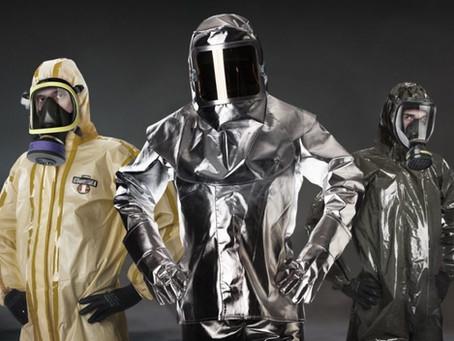 Защитная одежда: виды и особенности