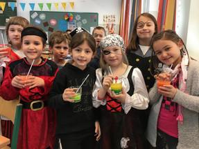 Piratenfest der 2.Klasse