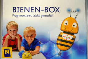 BeeBots - Kleine Roboter