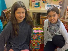 Spielewoche im Bücherturm
