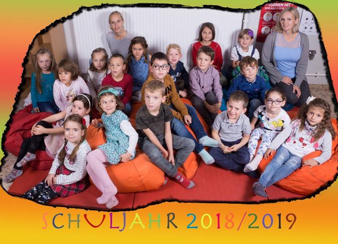 Klassenfotos 2018/19