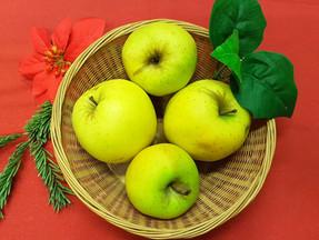 Äpfel vom Elternverein