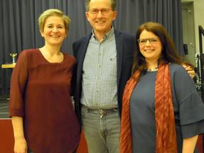 Vortrag mit Susanne Berger
