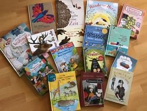 Neue Bücher vom Elternverein