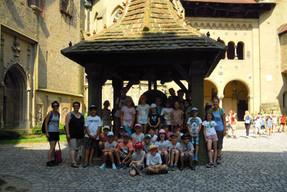 Auf Burg Kreuzenstein