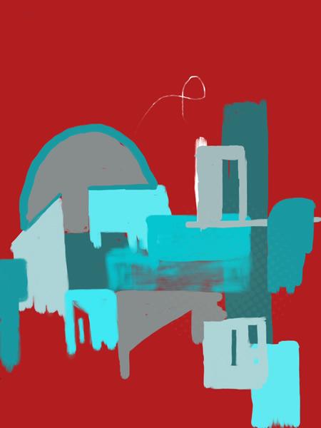 IPad Art VI