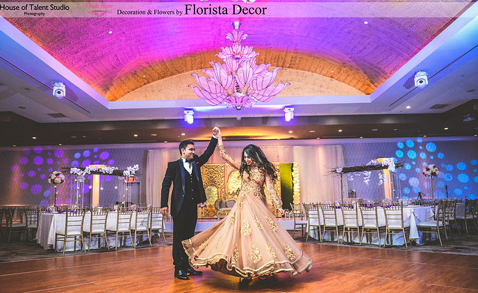 rinku rushik indian wedding decorator ma