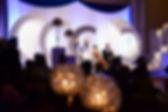 florista indian sikh wedding reception d
