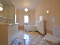 badkamer met douche & ligbad