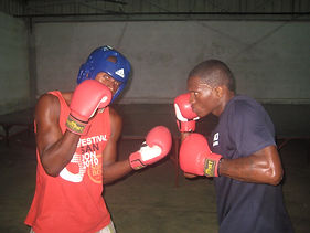Boxe Espaço Jovem