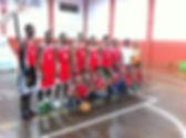 Basquetebol Centro Espaço Jovem