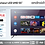 Thumbnail: Téléviseur LED 55 pouces android tv