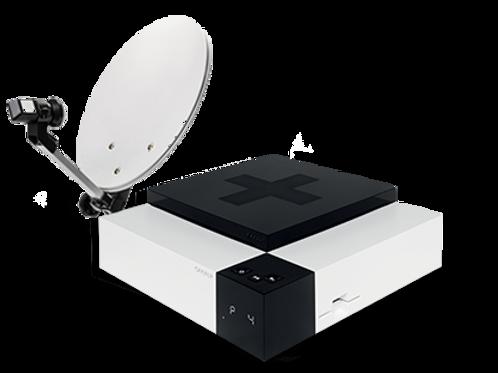 Décodeur Canal+ Canalsat Le Cube Satellite