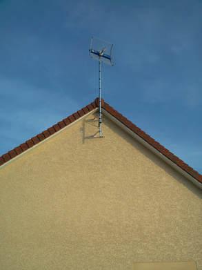 Antenne en Pignon