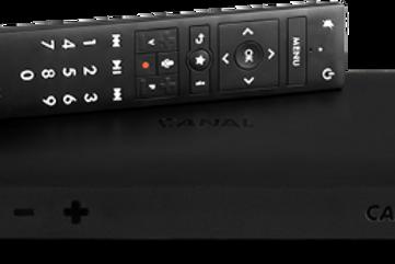 Décodeur Canal 4K satellite