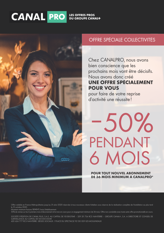 Offre Canal Pro
