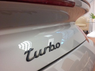 Its arrived ! The stunning 911 Turbo S Cabriolet
