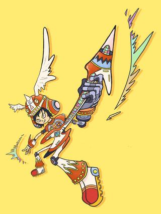 Gitaroo Man - U1