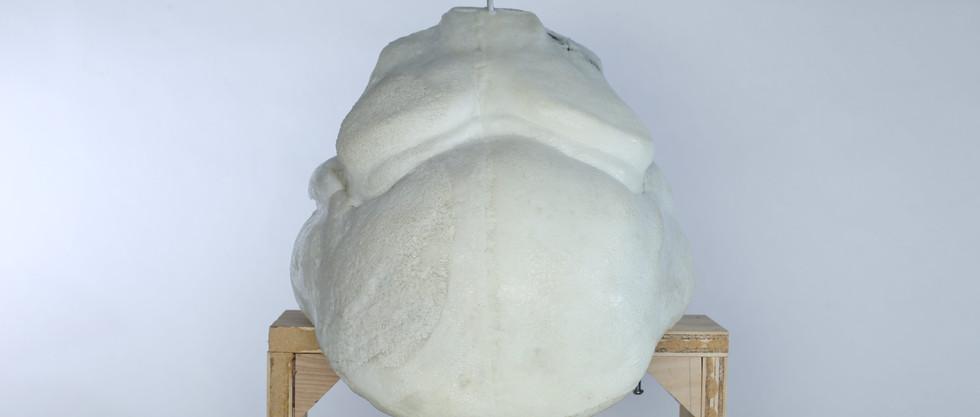 Final Foam Cast Front