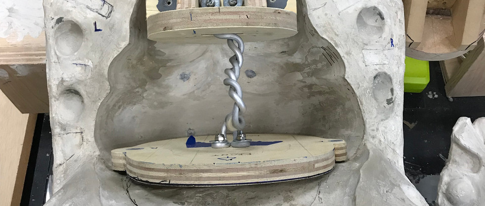 Armature In Mold