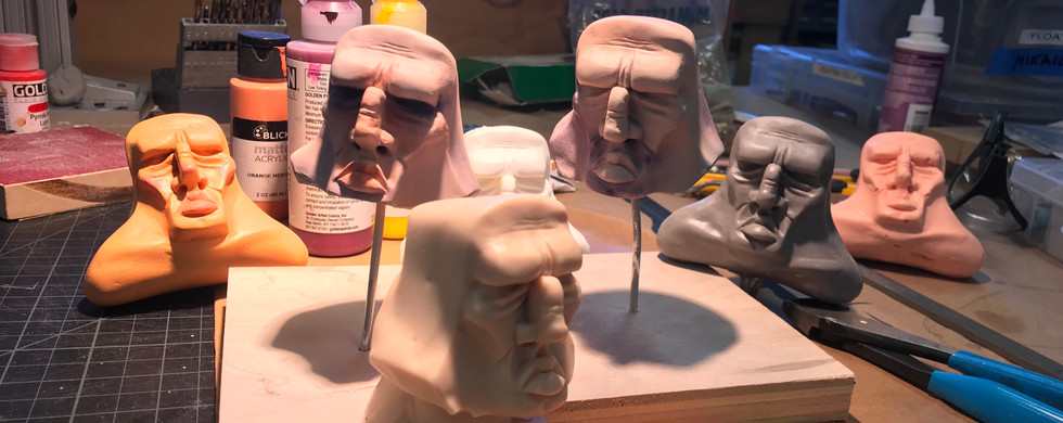 Small Army of Heads