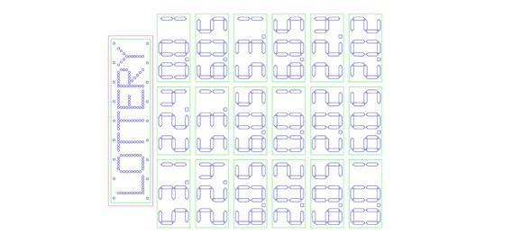 Lottery Laser-Cut File