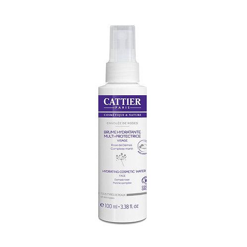 Cattier. Brume Hydratante Multi-Protectrice. Увлажняющий тонер-мист