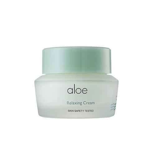 It's Skin. Aloe Relaxing Cream. Увлажняющий крем с алоэ