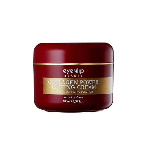 Eyenlip. Collagen Power Lifting Cream. Антивозрастной крем с коллагеном
