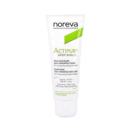 Noreva. Actipur Expert SENSI+. Крем от воспалений для чувствительной кожи