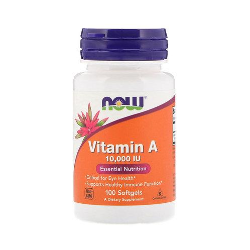 Now Foods. Vitamin A. Витамин A
