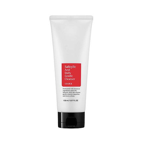 COSRX. Salicylic Acid Daily Gentle Cleanser. Мягкая пенка для умывания
