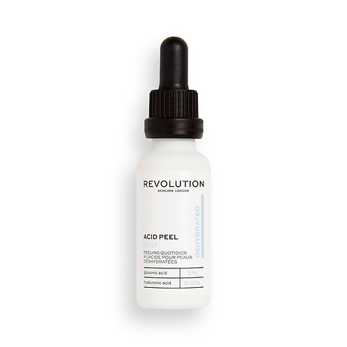 Revolution Skincare. Dehydrated Skin Peeling. Пилинг для сухой/обезвоженной кожи