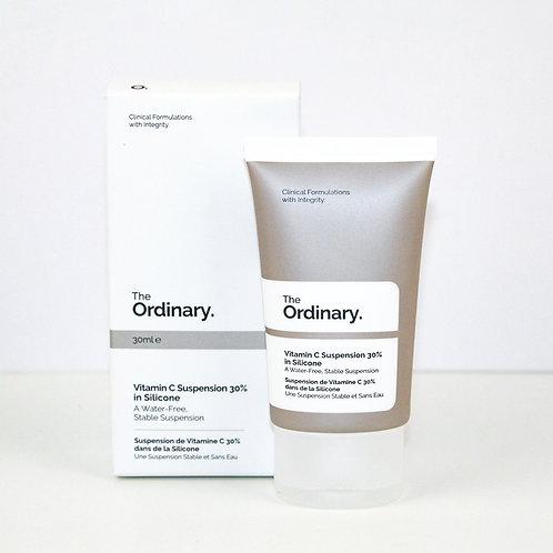 The Ordinary. Vitamin C Suspension 30% in silicone. Суспензия витамина C 30%