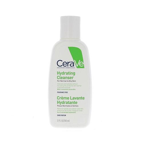 CeraVe. Hydrating Cleanser. Увлажняющий гель-крем для умывания